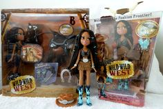 Bratz Wild Wild West Kiana Doll Set | migglemuggle | Flickr