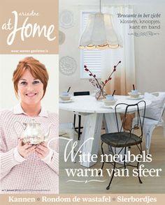 Ariadne At Home. Tijdschrift voor wonen in de Landelijke / brocante stijl. Heeft speciale kinderedities en brocante-specials.    My favorite magazine..