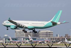 Airbus A330-322 aircraft picture