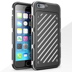 Military Grade Case For iPhone 6 / 6s 4.7inch | iPhone 6 Plus / 6s Plus 5.5inch - Shockproof - Zizo® - 2