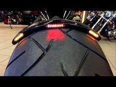 Harley Davidson Breakout FXSB Softail Custom - YouTube