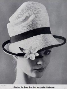Jean Barthet (Millinery) 1963