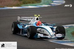 Preparation for the big comeback: Michael testing a GP2 car in Jerez on January 12 - 13, 2010 #TeamMichael #KeepFighting http://www.michael-schumacher.de/en/saison/2010/