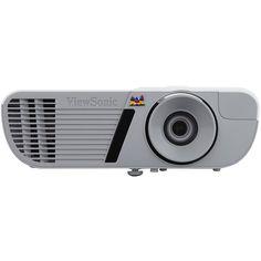 ViewSonic - LightStream 1080p DLP Projector - White