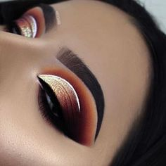 simple eye makeup tips for beginners that will take .. #eyeshadow #eyemakeup #makeuptipsforbeginners