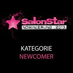9 Newcomer sind nominiert für den SalonStar 2013!    Jetzt ist Eure Expertenmeinung gefragt.    Hier informieren und mitvoten:  http://salonstar.menschenimsalon.de/voting#newcomer