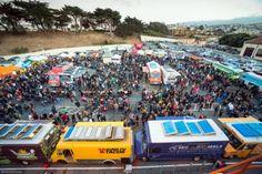 Parada Truck Curitiba - Este final de semana na Pedreira - Gastronomia - AltosAgitos - (Notícia)