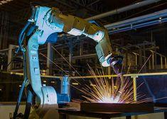 178 Best Industrial Robotics images in 2019 | Robotics, Robots, Cart