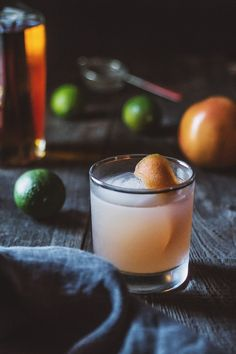 Citrus Sting Cocktail Recipe by HonestlyYUM