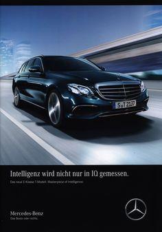https://flic.kr/p/SvkYqu   Mercedes-Benz E-Klasse T-Modell, Das neue - Intelligenz wird nicht nur in IQ gemessen. 2016_1