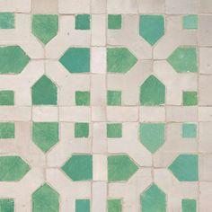 Nejarine mosaic