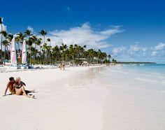This welcoming hotel complex sits in an idyllic location on the white sands of stunning Bavaro Beach.   IFA Villas Bavaro Resort & Spa, Bavaro, Punta Cana, #DominicanRepublic