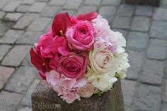 Flowers by Sisters In Bloom  www.sistersinbloom.fi
