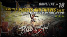 In this Blade And Soul gameplay video, my Blade Master did Chapter 8: Pirates and Thieves quest where he killed Dusk Adder Elite Su Hwan. (Play Blade And Soul Free → http://www.bladeandsoul.com)