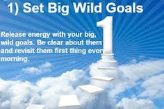 Set a goal to achieve something that is so big, so exhilarating that it excites you and scares you at the same time.  A goal that will motivate you because nothing will happen without action.  http://www.dailyprofit.tv/set-a-big-goal/profit