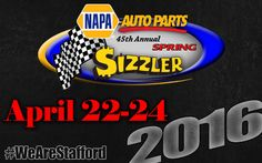 45 Years of Tradition the NAPA Auto Parts Spring Sizzler 2106