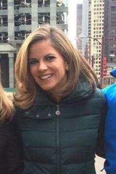 Natalie morales has beautiful hair!