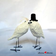 Of People Have Been Requesting Cake Toppers For Their Weddings So I