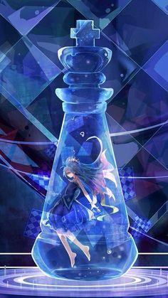 Shiro – No Game No Life – Anime Wallpaper Anime Kawaii, Anime Chibi, Anime Art, Anime Galaxy, Galaxy Art, Shiro, Manga Japan, Game No Life, Anime Life