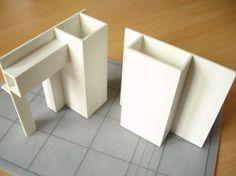 Model Making Basics #1 - main construction. David Neat.