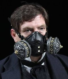 steam punk respirator mask - Google Search