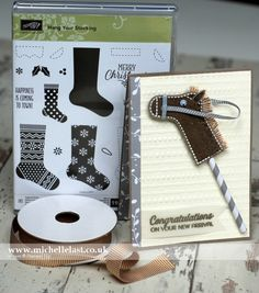 Pinkies Blog Hop using NEW items from the Stampin Up Seasonal catalogue! - with…