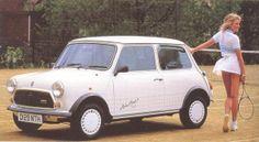 Les voitures de Roland Garros: Mini Advantage (1987)