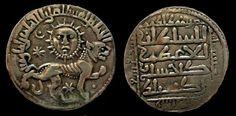 Dirham of Kaykhusraw II, minted at Sivas 1240–1241 AD