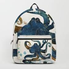 Image result for octopus backpack