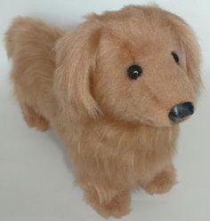 Free Stuffed Dog Pattern and Tutorial