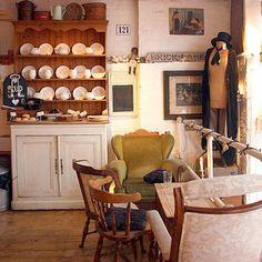 The Vintage Emporium Cafe, Brick Lane