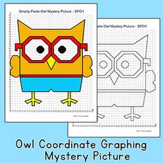 Free Printable Coordinate Graphing Pictures Worksheets Pink Cat Studio