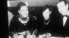 Billie Holiday at Café Society