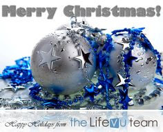 To all our esteemed customers and affiliates, we thank you wholeheartedly for your kind preference, we wish you a Merry Christmas and a Happy New Year! The LifeVU team