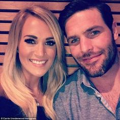 Seven years strong! Carrie and hubby Mike Fisher, 37, just celebrated their seventh wedding anniversary. The duo first met backstage at one of the star's 2008 concerts