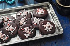 The secret to these festive chocolaty, minty treats? A buttery and crunchy RITZ Cracker center that makes these one for the recipe books.