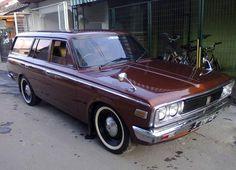 Toyota Crown Station Wagon 1970