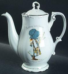 Teapot Holly Hobby