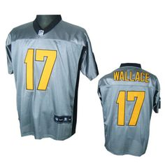 687fd1fd7 NFL shadow gray shirt Pittsburgh Steeler...  24.00