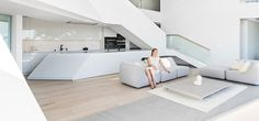 Float SOfa bu Paola Lenti