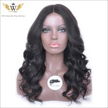 Brazilian Curly Lace Front Human Hair Wigs/Glueless Full Lace Human Hair Wigs…