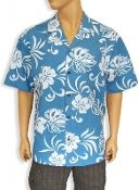 A must for every man's wardrobe! This 100% cotton Men's Island Tropical Shirt will have you looking like a Big Kahuna. Casual, cool, and comfortable. $35.95