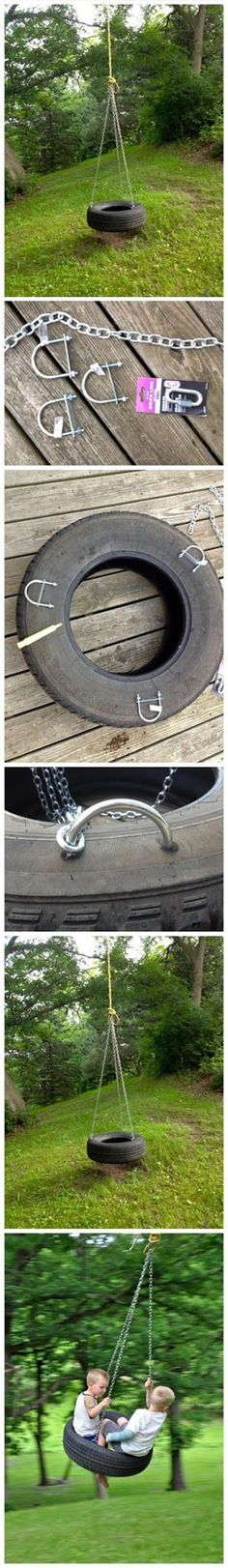 Easy Swing DIY