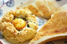 Raincoats and Coffee   Tried and Tested: Eggs in a Cloud #Recipe #Food #Lifestyle