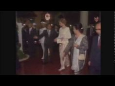 Princess Diana in Indonesia - YouTube
