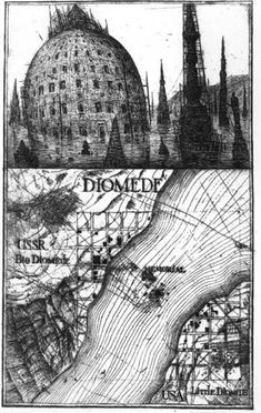The Paper Architecture of Brodsky and Utkin Paper Architecture, Concept Architecture, Architecture Geometric, Russian Art, Art World, Book Design, Art Drawings, Fine Art, Building