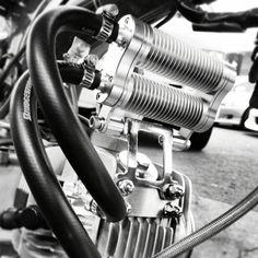 Dax125cc oil cooler