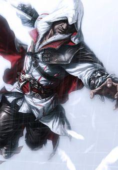 Ezio Auditore da Firenze, by Alessandro Giovagnoli.
