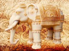 Ez a tárgy hoz neked szerencsét csillagjegyed szerint. Feng Shui Cat, Indian Elephant, Cat Decor, Free Photos, Henna, Asian, Animals, Inspiration, Elephants