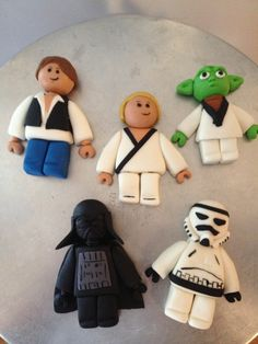 Lego Star Wars by AandAediblestuff on Etsy